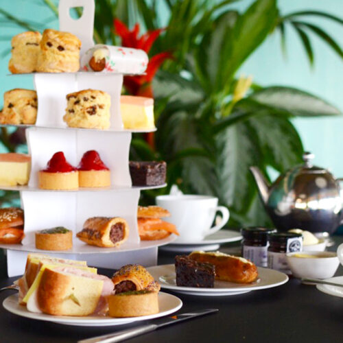 Afternoon Tea - 23rd & 24th April